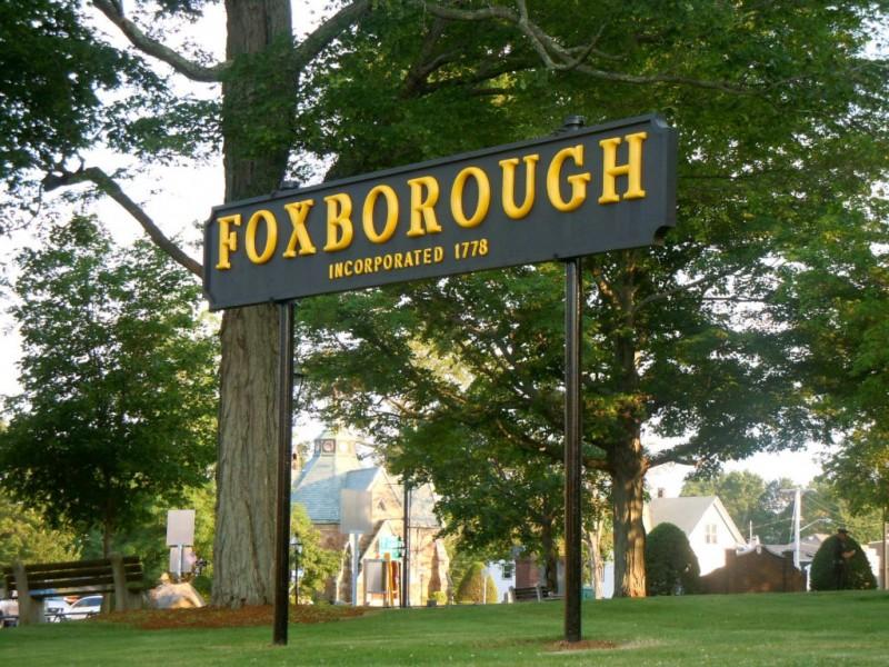 Foxboro_Sign
